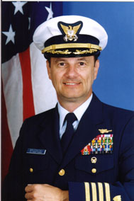 Captain Larry Brudnicki